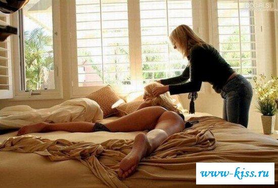 Как делается женская обнаженка